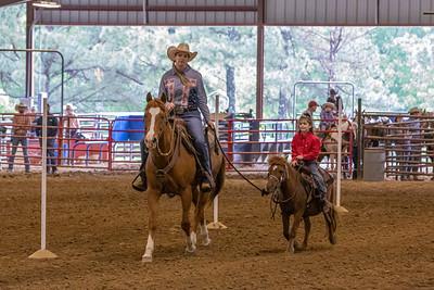 Three Trees Cowboy Church - Family Rodeo - 4-24-21 - Wynn, AR