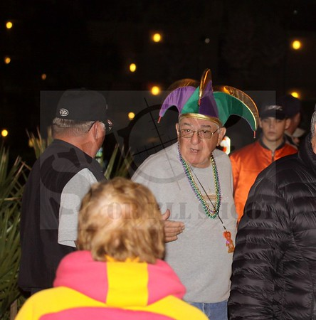 Mystical Order of Mirams,February  Mardi Gras Parade Orange Beach 2013