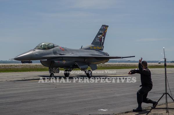 USAF F-16 Viper