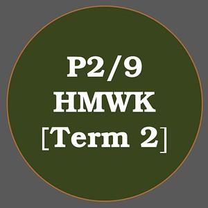 P2/9 HMWK T2