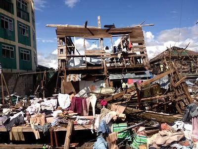 Philippines 2013 Typhoon