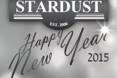 Stardust NYE Party 12/31/14