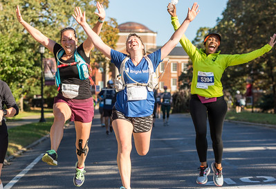 2018 City of Oaks Marathon & Half-Marathon