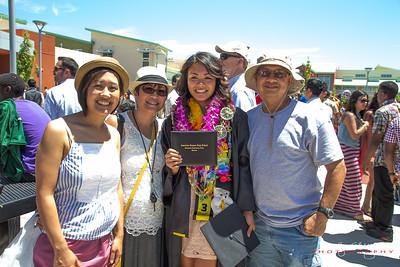 2013 Rochelle's High School Graduation