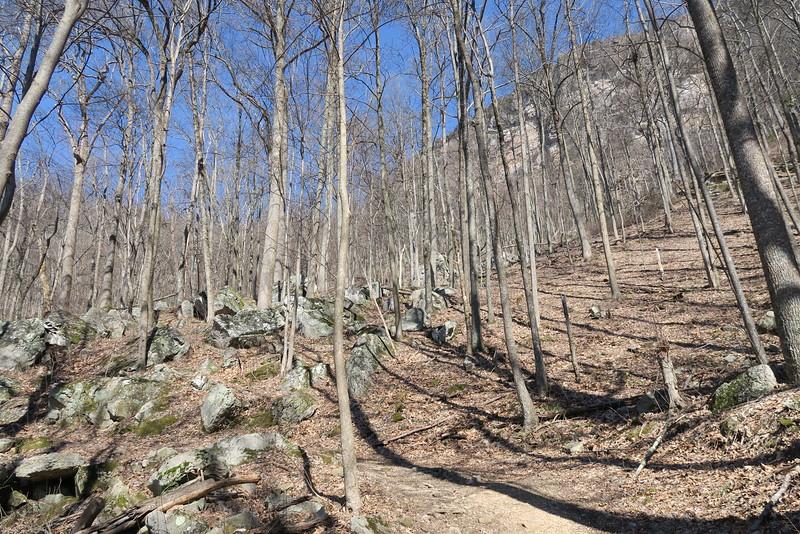 Ewing Trail - 2,820'
