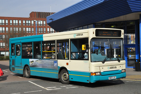 14-03-11 Leicester Buses