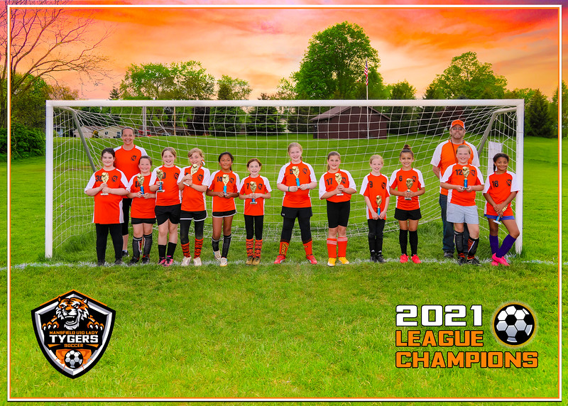 2021 Mansfield Tyger Girls Championship Game