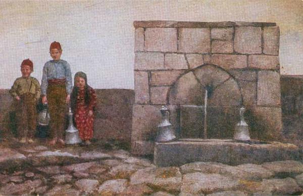 Krajem 19. vijeka Sarajevo je imalo 160. uličnih česmi smještenih po sokacima i mahalama.