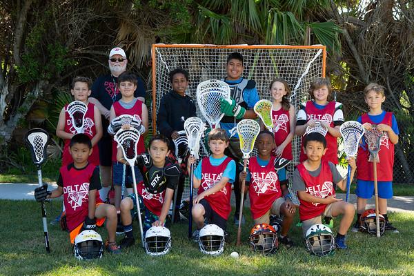 Delta Lacrosse 2018