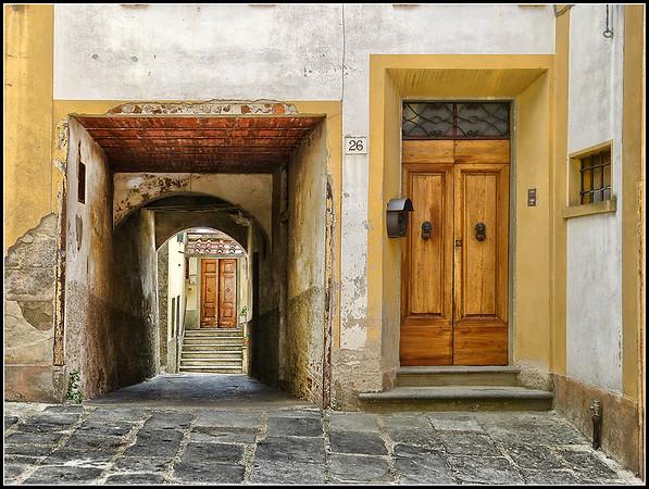 Door with company