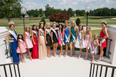 Miss NC & SC United States 2014 Party