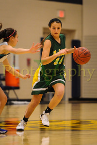 BLHS W F vs Mill Valley (A) 2013-14