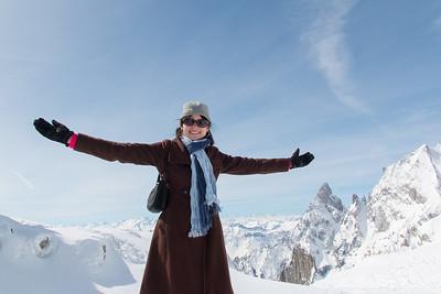 2016-04-10 Monte Bianco & Aosta