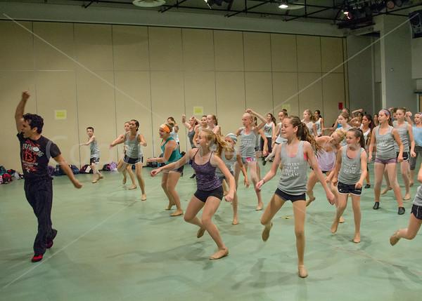 Disney Master Dance Classes
