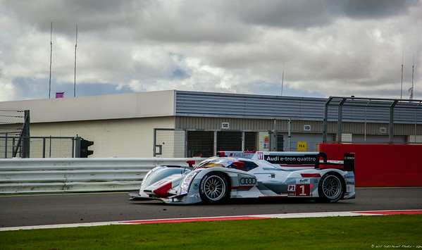 6 Hours Of Silverstone -WEC - 2012