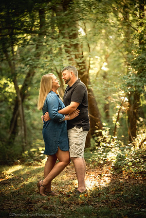 Jeff and Maryanne Engagement Session