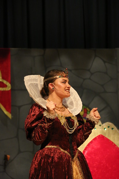 """Once Upon A Mattress"" Gray's Creek High School"