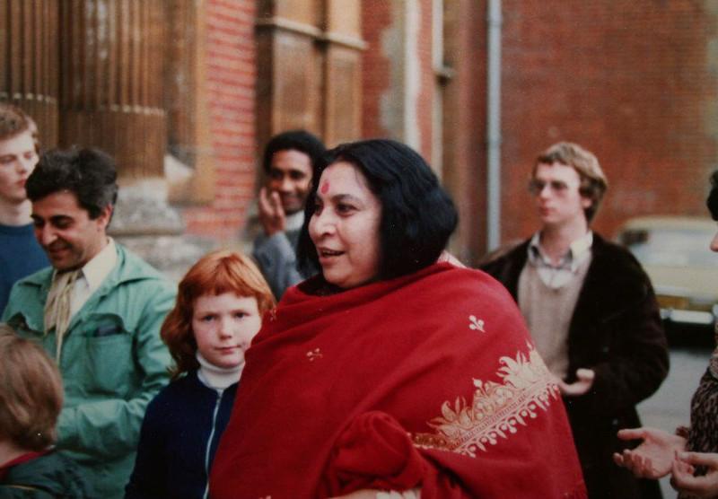 seminar, Easthampstead UK, 1978 (Colin Dunwell photograph)