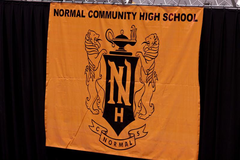 Normal Community H.S. Graduation