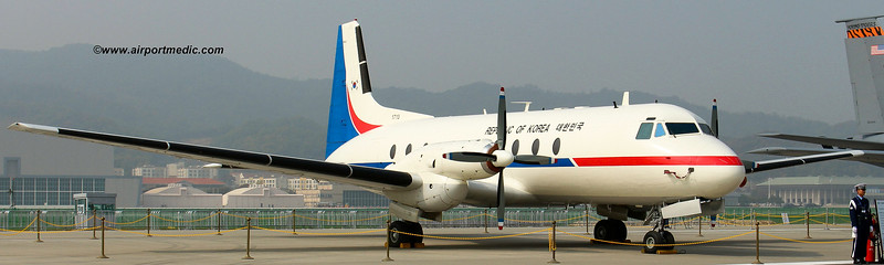 1713 HS748-2A/248 Republic of Korea Air Force