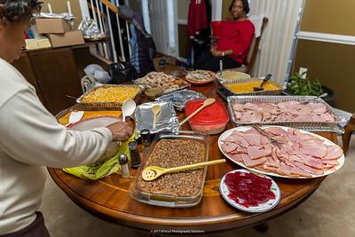 2017 Thanksgiving Dinner