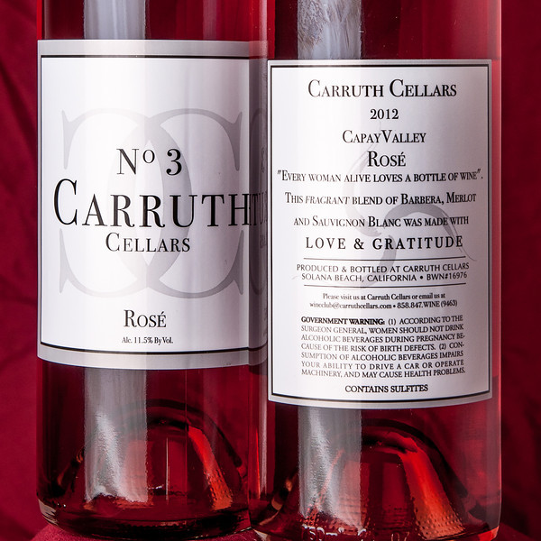Carruth Cellars with Love and Gratitude