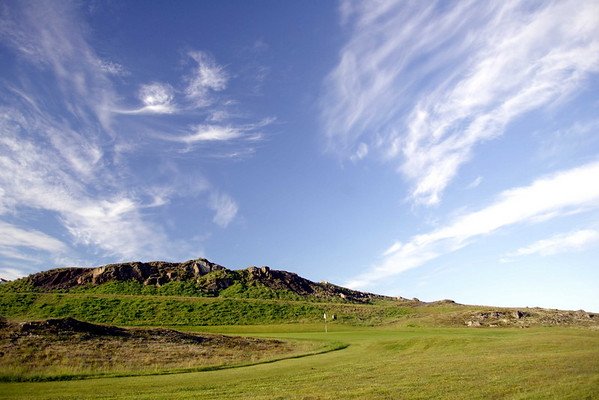 Grafarholt golf course
