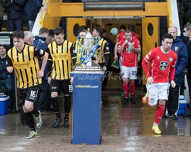 East Fife v St Mirren  11/02/17