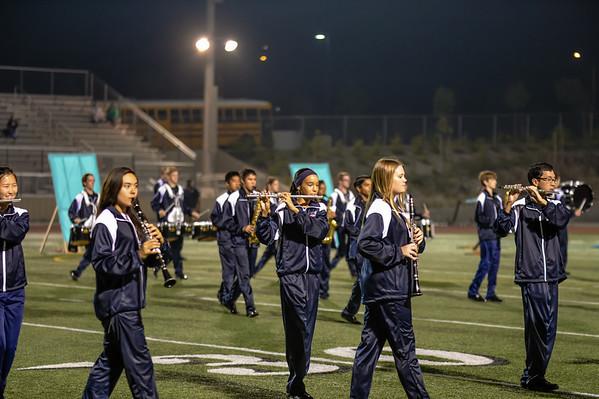 20131025 Yorba Linda Band