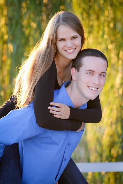 Jeannine & Jared 10-23-2011