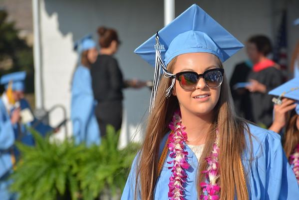 2016 Corona del Mar High School Graduation