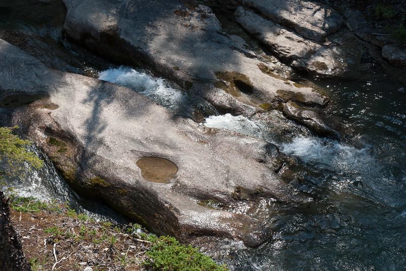 Water-worn Rock