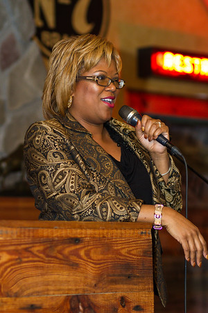"""NSN Presents """"Master Your Message"""" with Jo Lena Johnson 03-10-2016"""