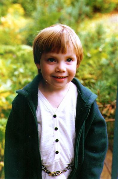 Alina, 1st Day of Pre School, 9-17-1996, .jpg