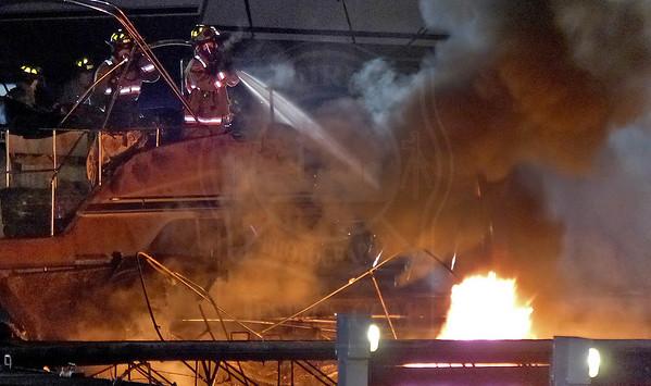 December 19, 2012 - Working Fire - 35 Bluffers Park Rd.