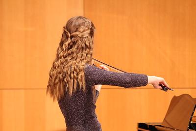 2020 Melissa Rhine Sr. Violin