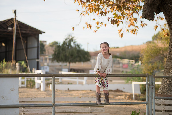 Emelia Fall 2018 - OHMGPHOTO.com | Oceanside Children's & Family Photographer