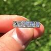 1.65ctw French Cut Diamond -Stone Band, by Single Stone 0