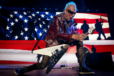 Scorpions - Crazy World Tour 2018