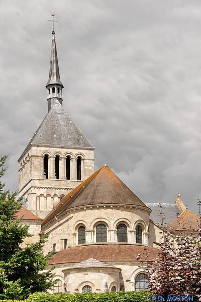 Abbaye de St Benoit sur Loire - Exterieur