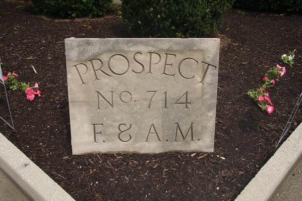Prospect Rededication 6-12-10