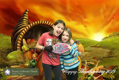 Trinity Lutheran Thanksgiving 11.27.2019
