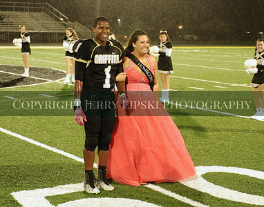 Griffith Panther Homecoming October 3, 2014