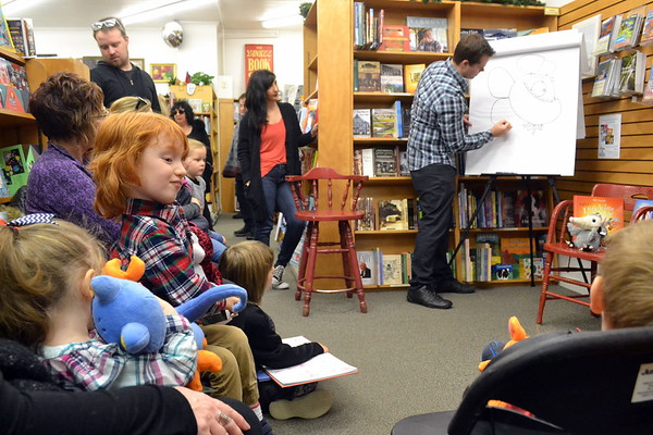Yankee Book Shop, Mutasia Event