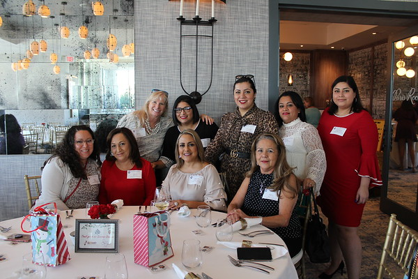 ACES Holiday Lunch - 12.06.19