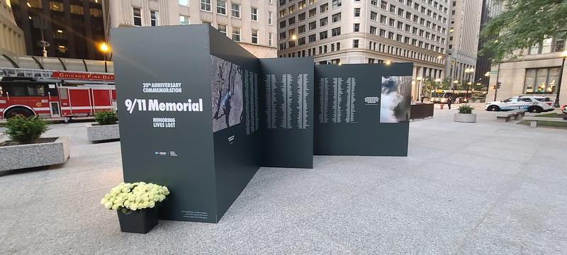 20th Anniversary 9/11 Ceremony: 2021