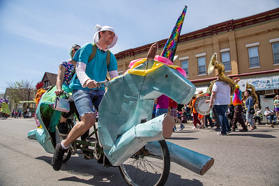 May Day, Minneapolis
