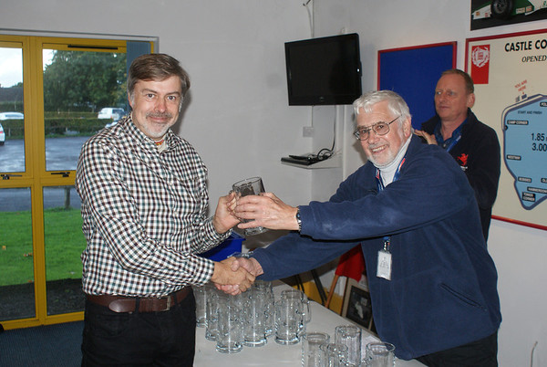 Pegasus Sprint Castle Combe - Awards - 19th Oct 2013