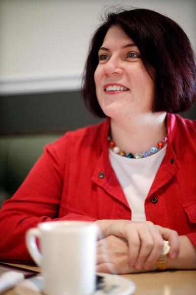 Breakfast with Tanglewood Learning Institute's Sue Elliott-053119