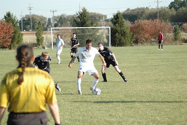 M Soccer Nov. 1st